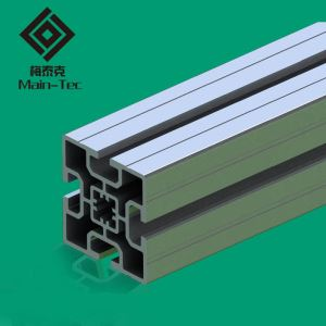 60 bright industrial aluminum profiles